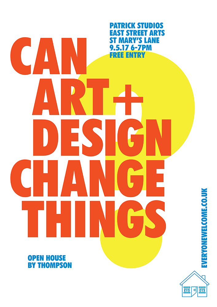 Can art and design change things?